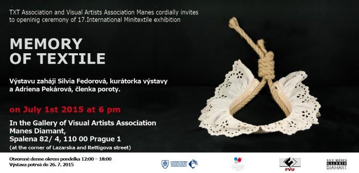 Einladungskarte Prag