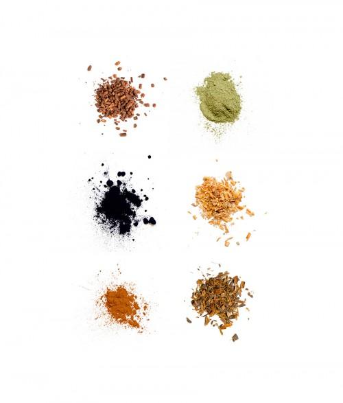 Natürliche Pigmente